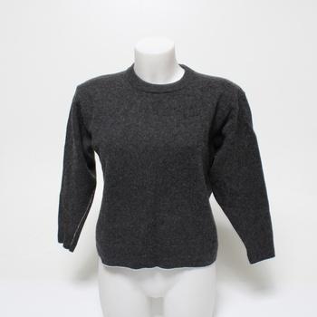 Dámský pulovr Lacoste šedý