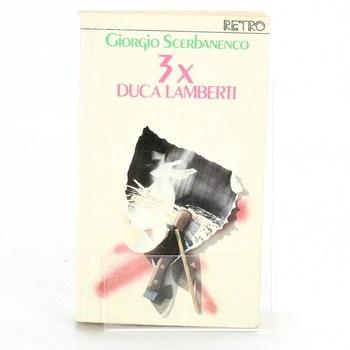 Giorgio Scerbanenco: 3x Duca Lamberti