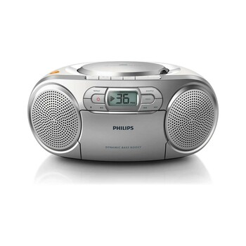 Radiomagnetofon s CD Philips AZ127/12