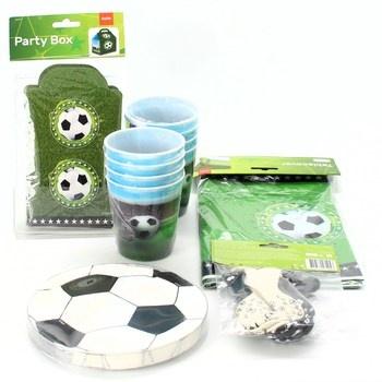 Párty set Creative Fotbal 54 ks