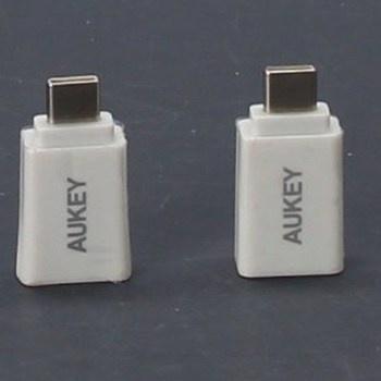 Adaptér Aukey FRA-CB-A1 USB C 2 kusy