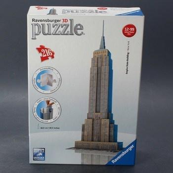 3D puzzle Ravensburger Empire State Building