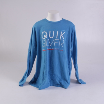 Dětské tričko Quiksilver modré