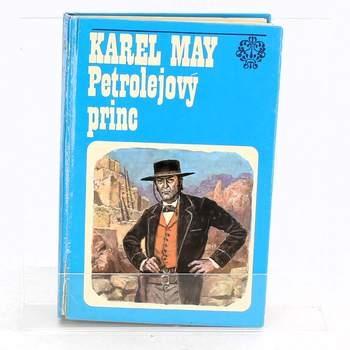 Kniha Karel May: Petrolejový princ