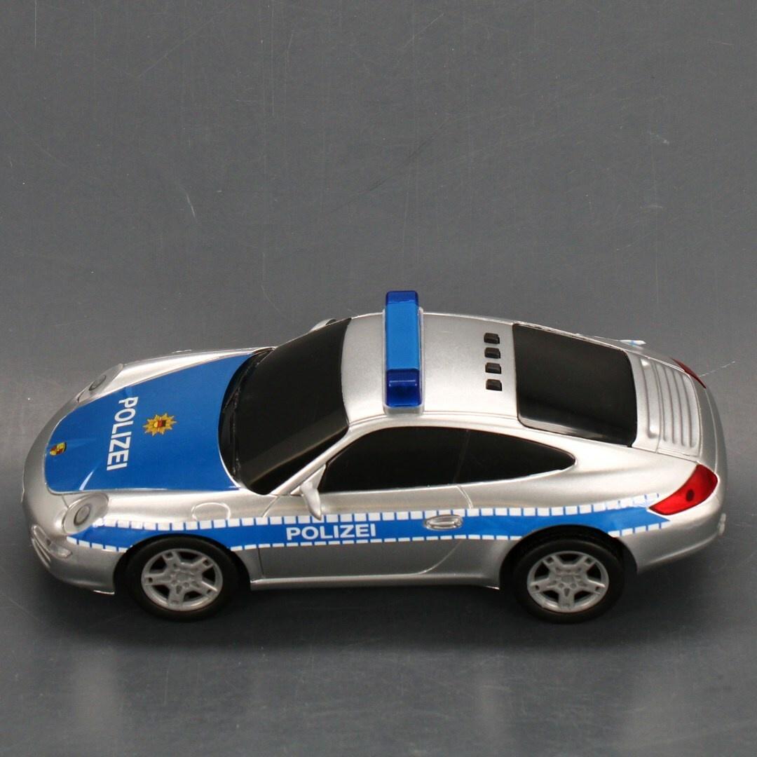 Policejní auto na ovládání Dickie Toys