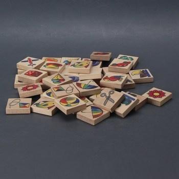Dřevěné pexeso Eichhorn 100072402