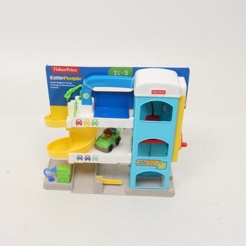Dětská garáž Fisher-Price Little People