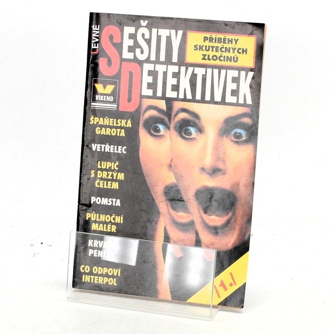 Sešity detektivek-příběhy skutečných zločinů