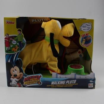 Postavička IMC Toys Disney Walking Pluto