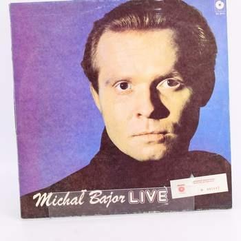 Gramofonová deska Michal Bajor Live  Michal Bajor