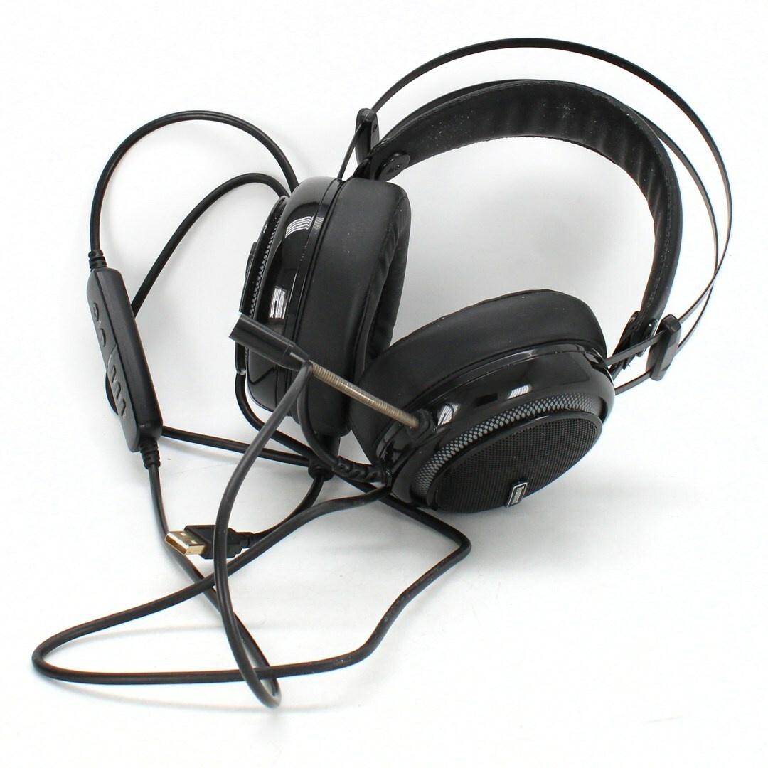 Kabelová sluchátka Tronsmart Glary Virtual