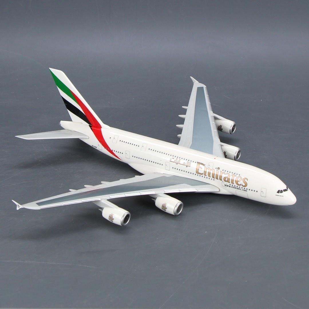Model letadla Herpa Emirates Airbus A380-800