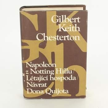 Kniha Odeon soubor románů G. K. Chesterton