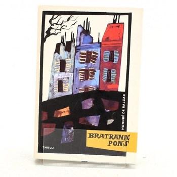 Honoré de Balzac: Bratranec Pons