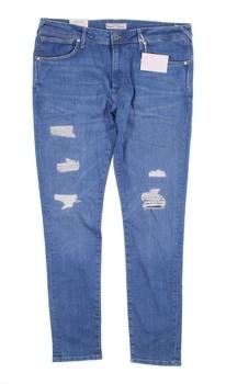 Dámské džíny Pepe Jeans modré barvy
