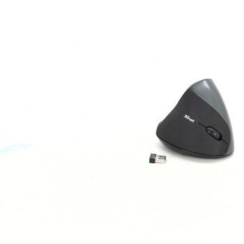 Vertikální myš Trust Varo Wireless