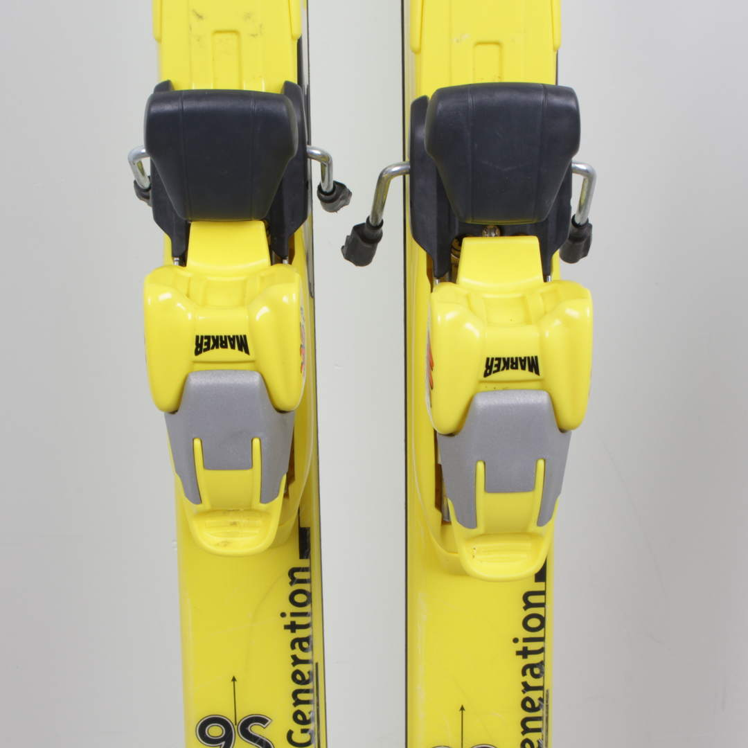 Lyže a hůlky Rossignol Dualtec Course 9S