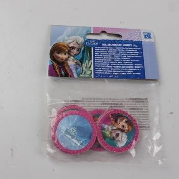 Konfety na stůl Disney Anna a Elza