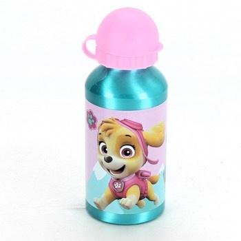 Dětská lahev kovová objem 400 ml