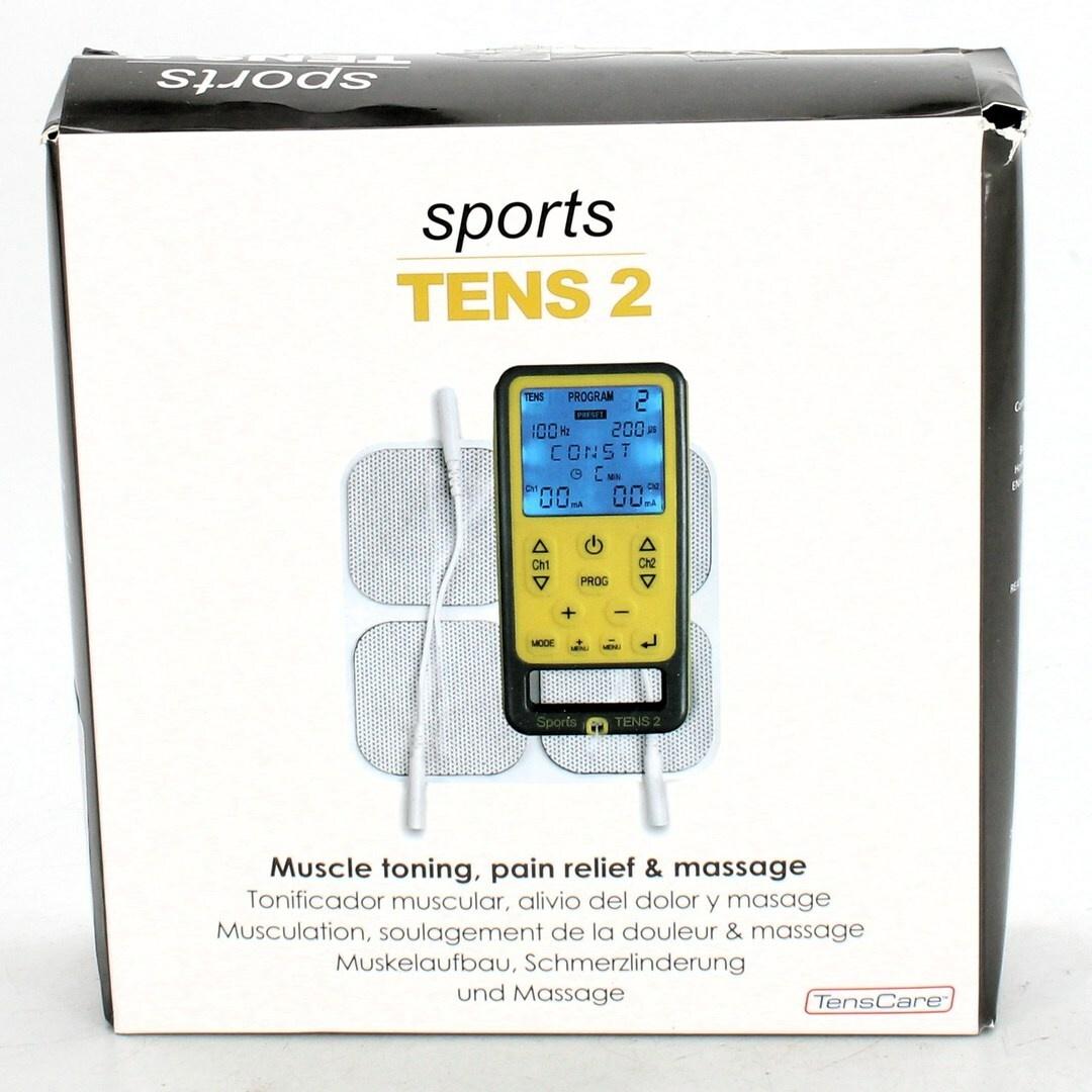 Masážní přístroj TensCare Tens2