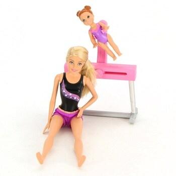 Trenérka gymnastiky Barbie FXP39