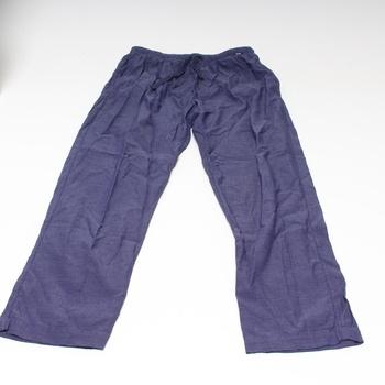Pánské pyžamové kalhoty Skiny modré vel. L