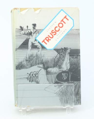 Kniha Lucian K. Truscott IV: Šedá uniforma