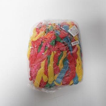 Nafukovací balónky Toys Šerý 4744