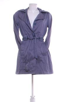 Dámský jarní kabát Orsay modrý