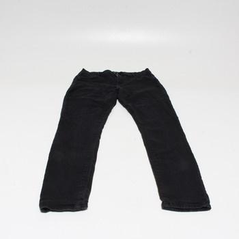 Dámské džíny Only černé bavla