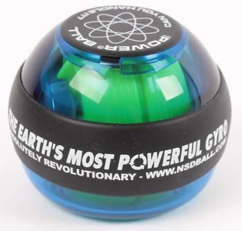 Posilovací NSD Powerball 250 Hz Pro Blue