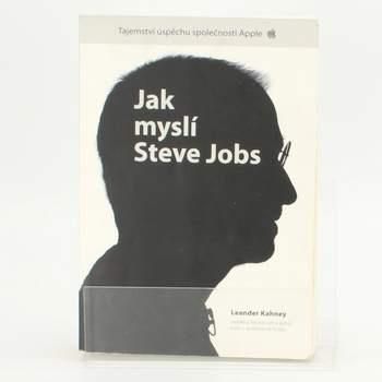 Kniha Leander Kahney: Jak myslí Steve Jobs