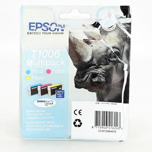 Cartridge Epson T1006 Multipack
