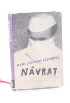 Kniha Hans Joachim Backhaus: Návrat
