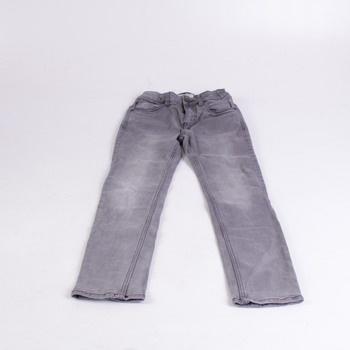 Chlapecké džíny C&A šedé barvy
