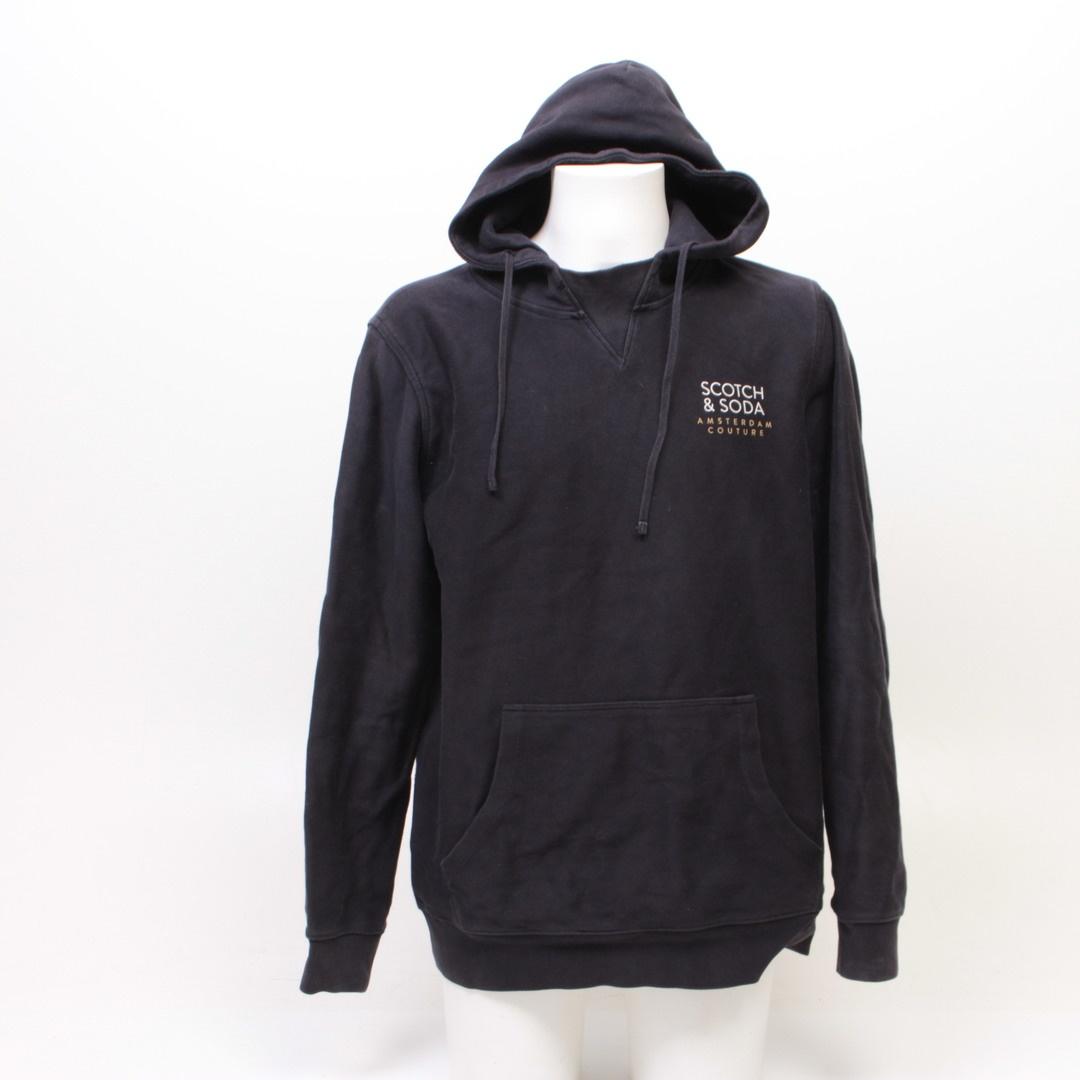 Pánská mikina SCOTCH & SODA 145452 černá