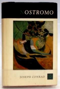 Kniha Joseph Conrad: Nostromo
