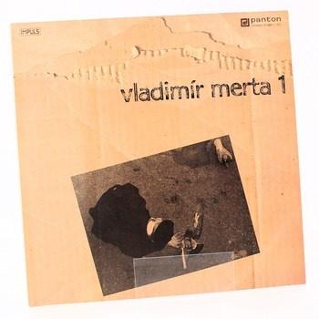 Gramofonová deska Vladimír Merta 1
