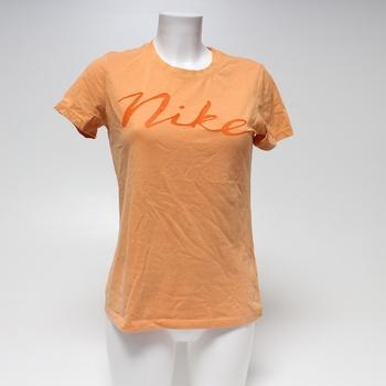 Dámské tričko Nike BQ3278 žluté vel. S