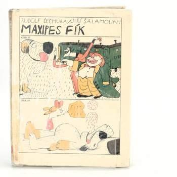 Dětská knížka Rudolf Čechura: Maxipes Fík