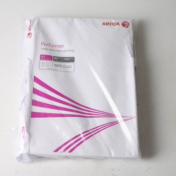 Papír A3 Xerox pro tiskárnu