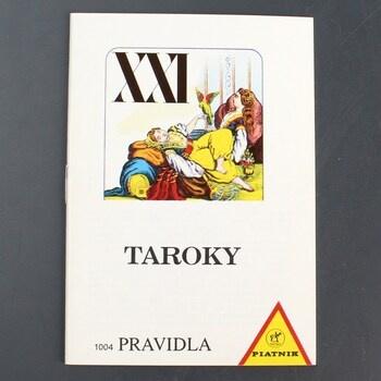 Hra taroky Piatnik Pravidla