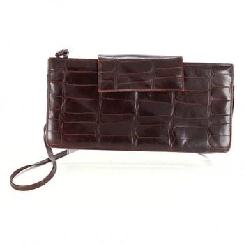 Dámská kabelka Maiani s krokodýlím vzorem