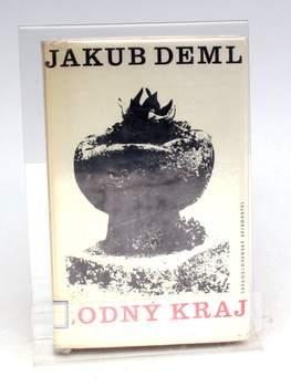 Kniha Jakub Deml: Rodný kraj