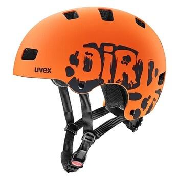 Dětská helma Uvex 3 CC Dirty