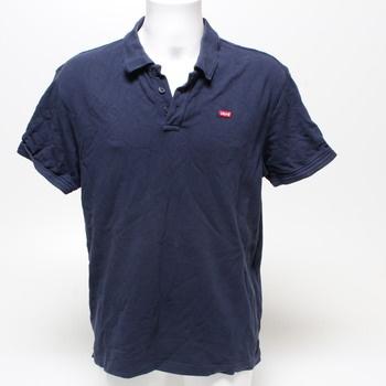 Pánské polo tričko Levi's 22401 modré XL