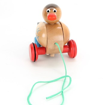 Dětská tahací hračka Woodyland