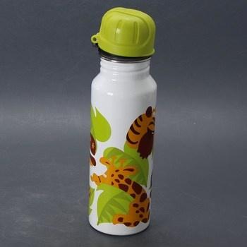 Dětská láhev na pití Alfi Jungle 0,6 ml