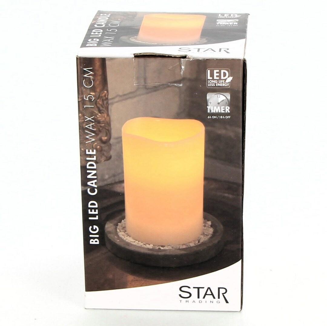 LED svíčka Star Trading Long Life