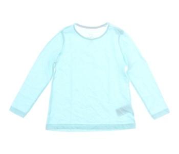 Dětské tričko Lupilu tyrkysové